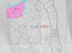Trace map of 13 Ropani Land Sale at Badikhel, Godawari