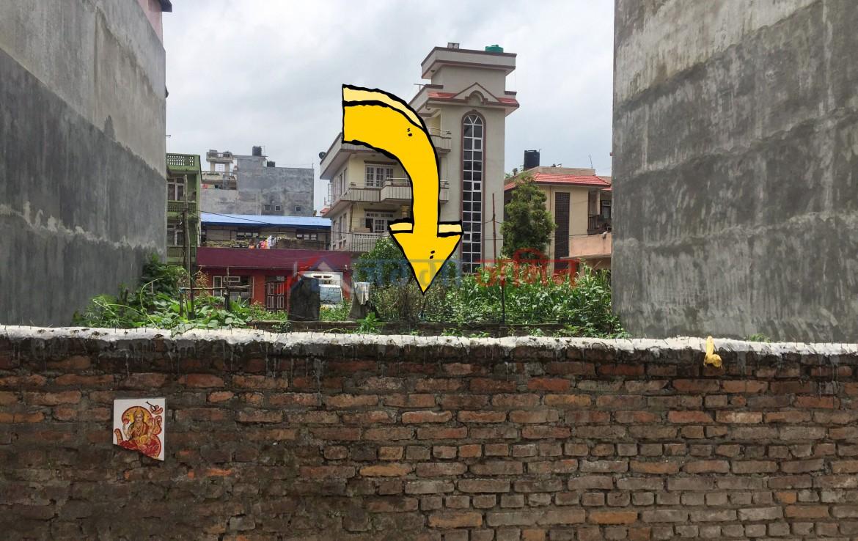 4 Anna Land Sale at Gongabu, Kathmandu