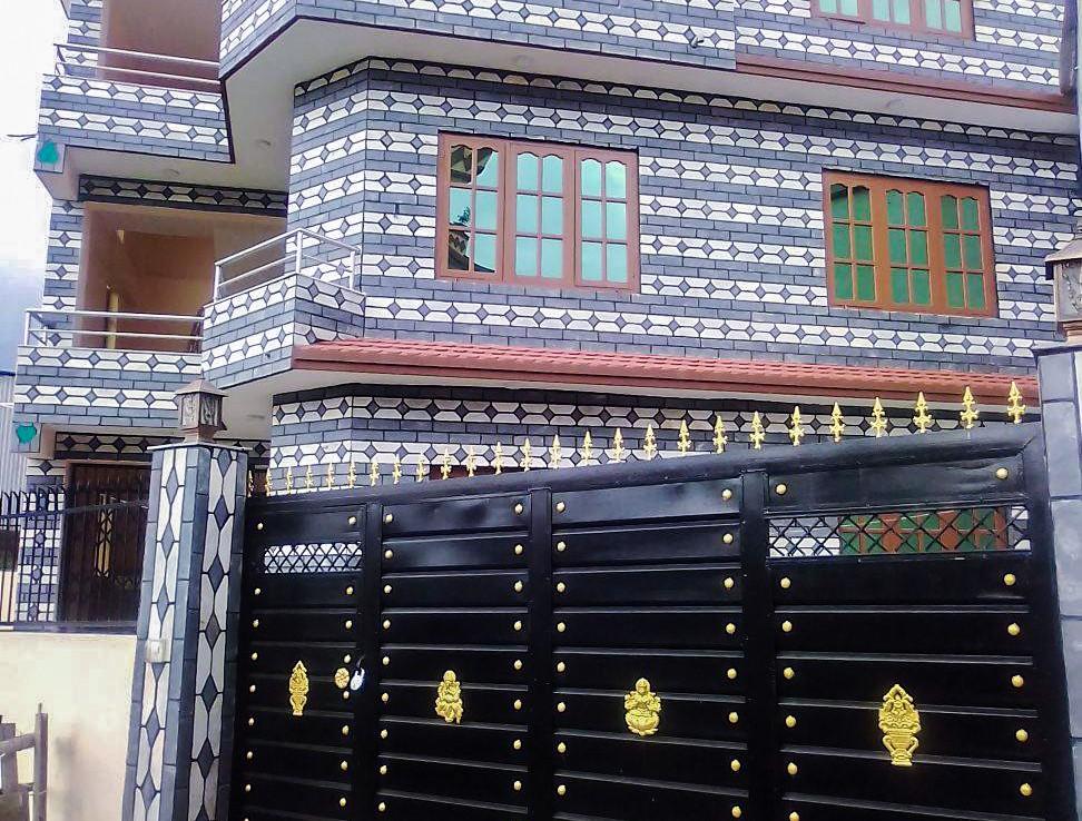 3 Story house sale at Gongabu, Tokha, Kathmandu