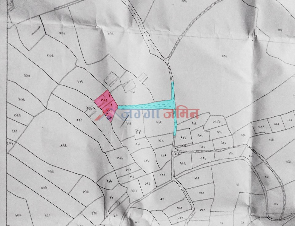 6.2 Anna Land Sale at Badikhel, Godawari, Lalitpur