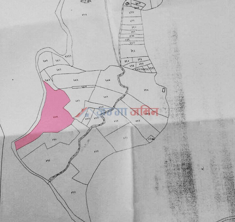 8 ropani land sale at Godawari, Badikhel