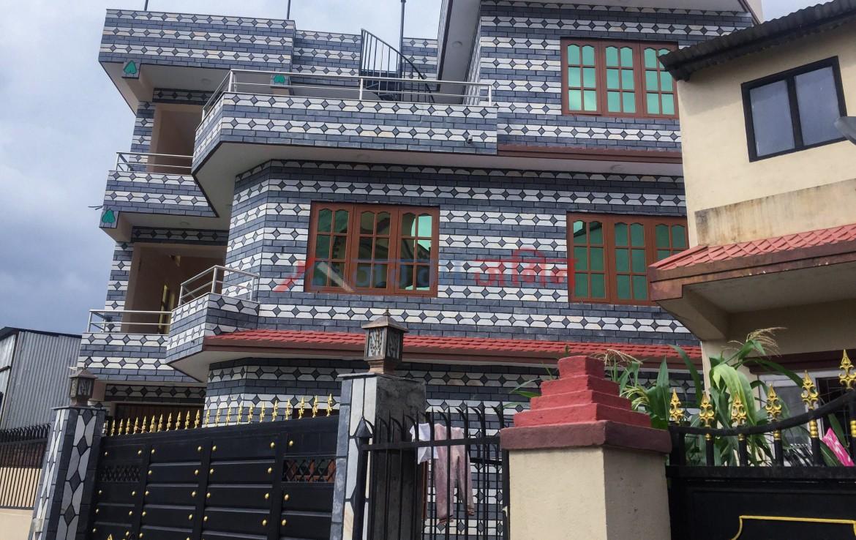 3 story house sale at Gongabu, Toka, Kathmandu