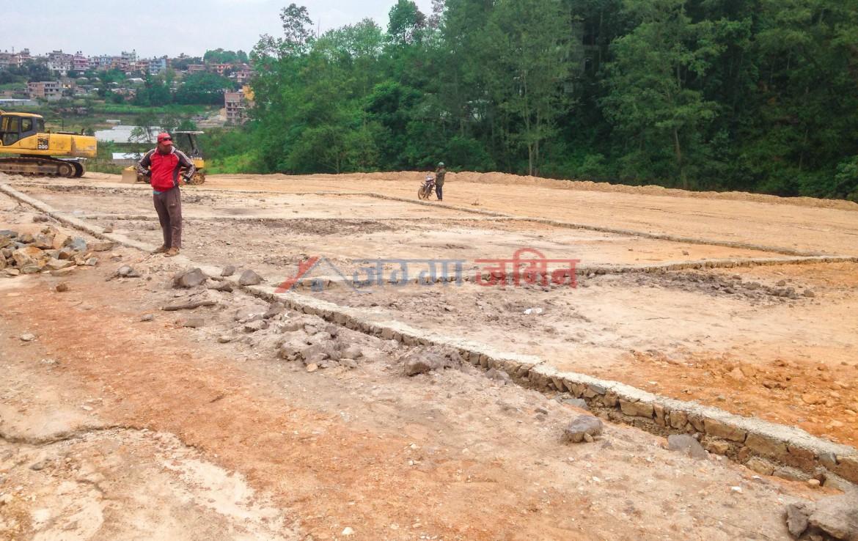 4 anna land sale at Taukhel, Godawari, Lalitpur