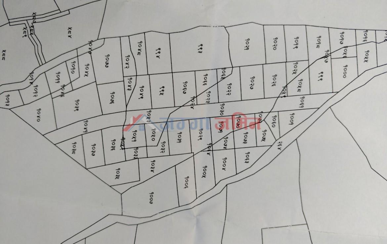 plotted land sale at godawari, taukhel