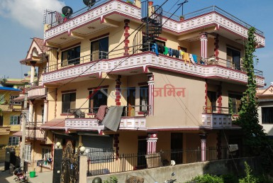 3 Story House Sale at Dhaneshwor, Gongabu, Tokha