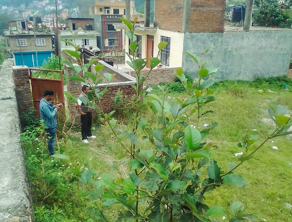 18 Anna Land Sale at budhanilkantha, Bishnu, Kathmandu