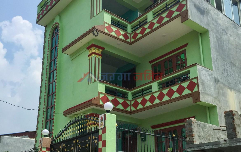 2.5 story house sale at tokha, gongabu