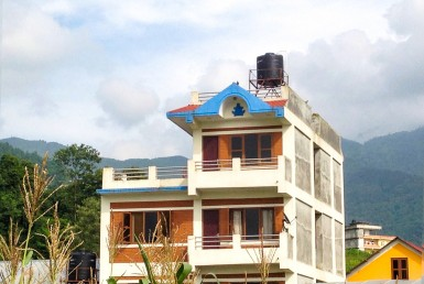 3 Story House at Godawari, Lalitpur