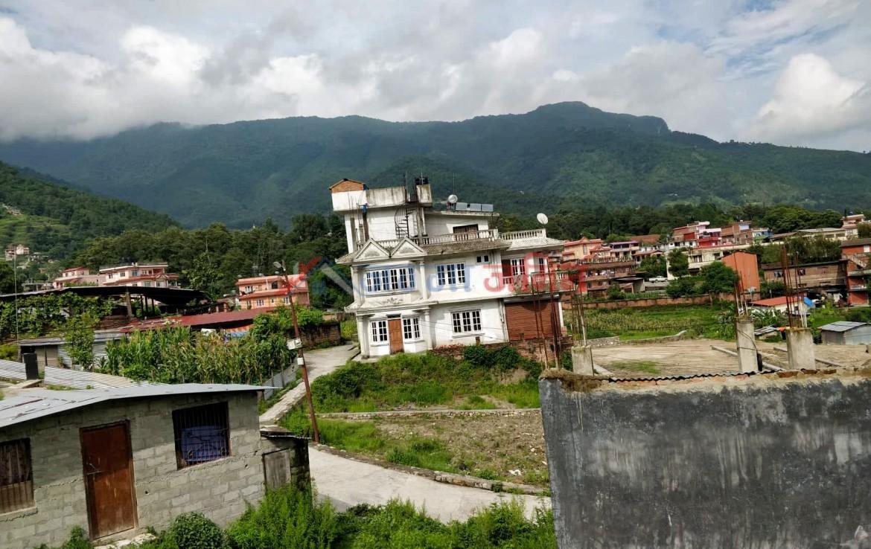 4 anna land at budhanilkantha