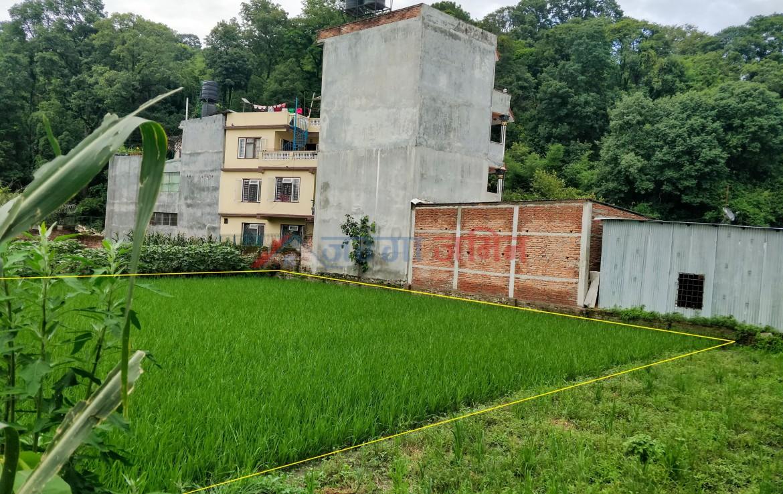 8 Anna Land sat at Ranibari, Samakushi, Kathmandu