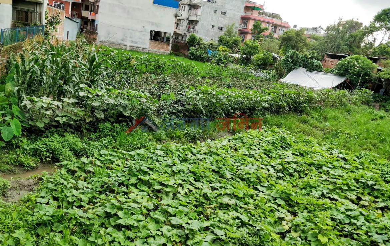 9 Anna land sale at Ranibari, Samakushi, Kathmandu