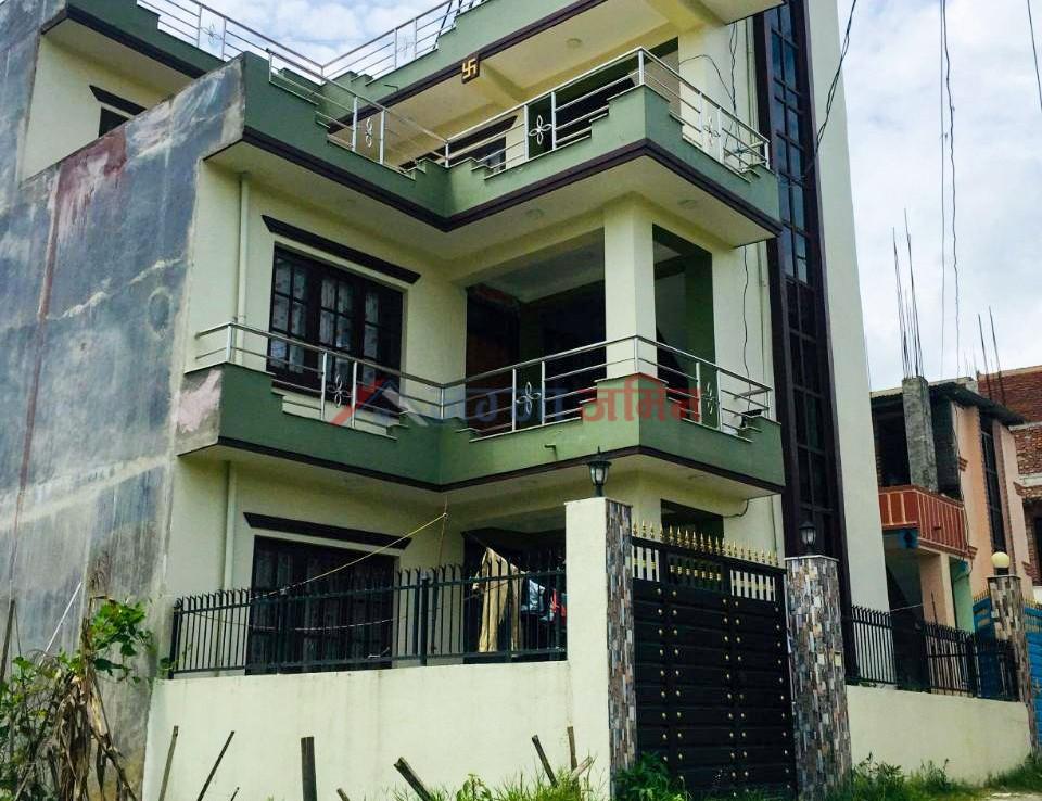 3 story house, dhamaltar, gongabu, tokha