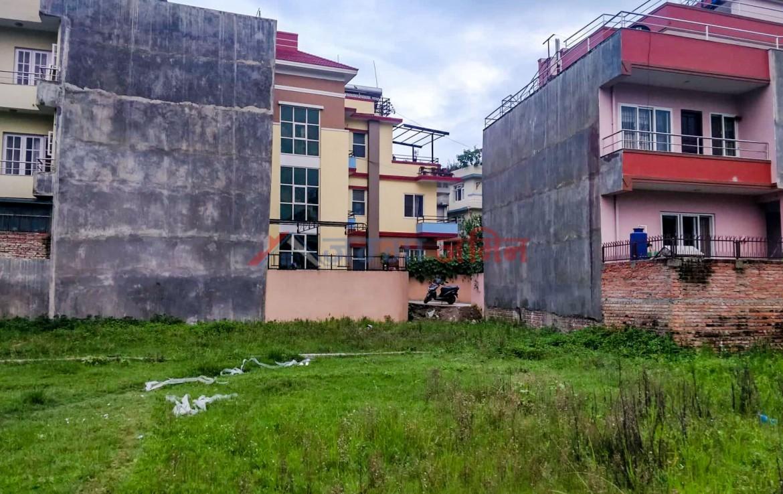 4 aana land sale in hattiban, lalaitpur