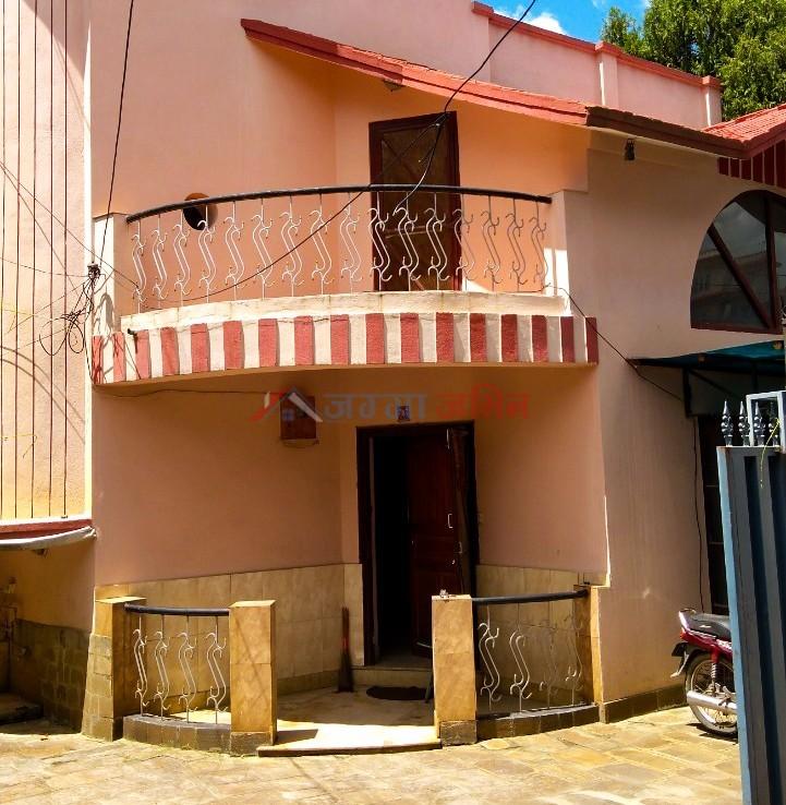 Bungalow at Tudaldevi, Baluwatar