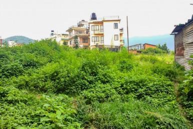 4 aana land sale in taukhel, godawari