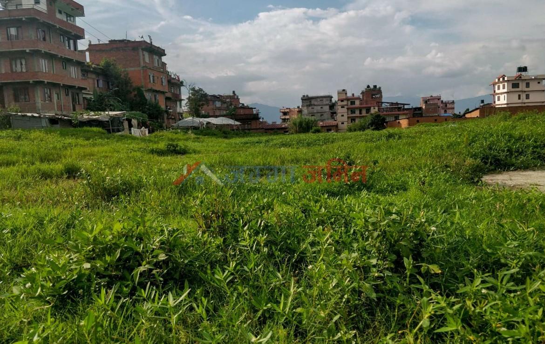 6 aana land sale in badegaun, godawari
