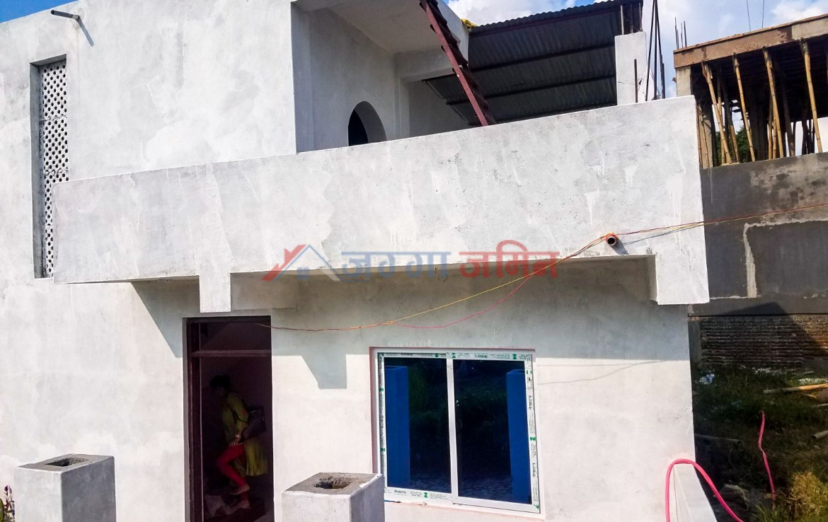 House with Land Sale in Kathmandu