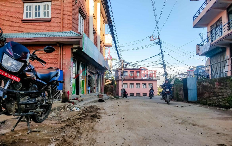 Land sale in Dhapasi Height