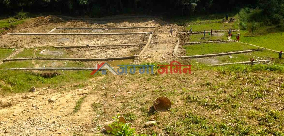 plotted land sale in lalitpur