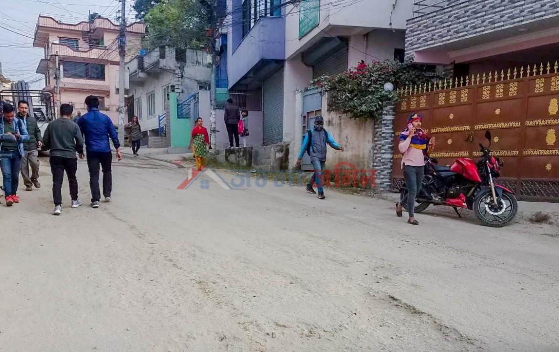 modern house in kathmandu