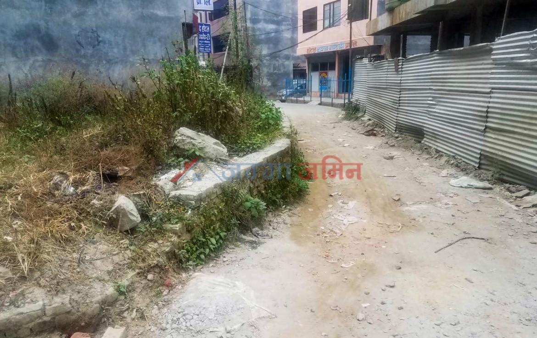 land sale in mitranagar, new bus park