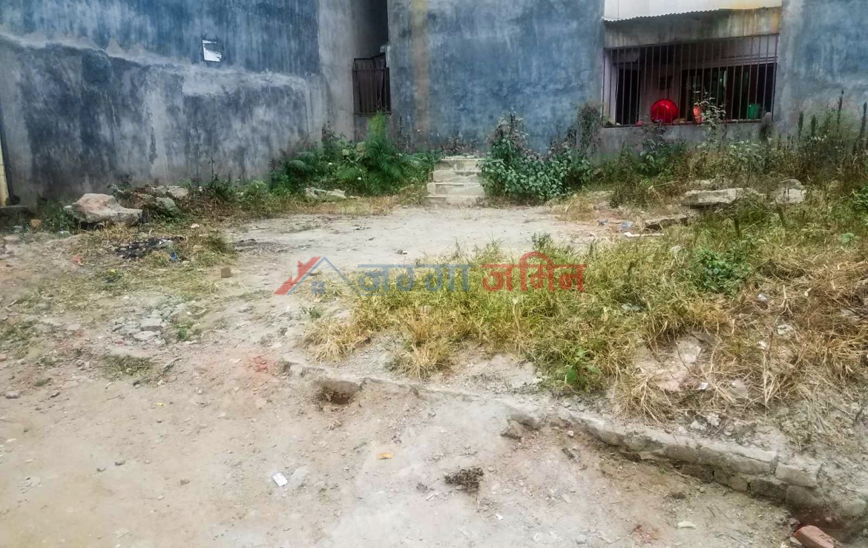 buy land in new bus aprk gongabu
