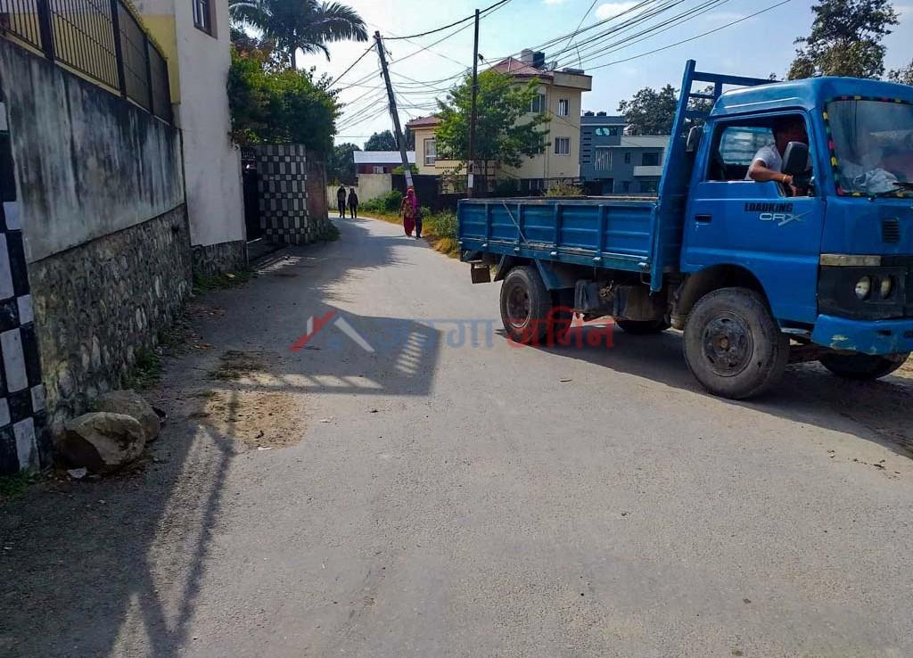 4 aana 3 paisa land sale in thapagaun, budhanilkantha