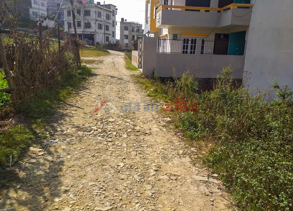 buy land and house in nepal