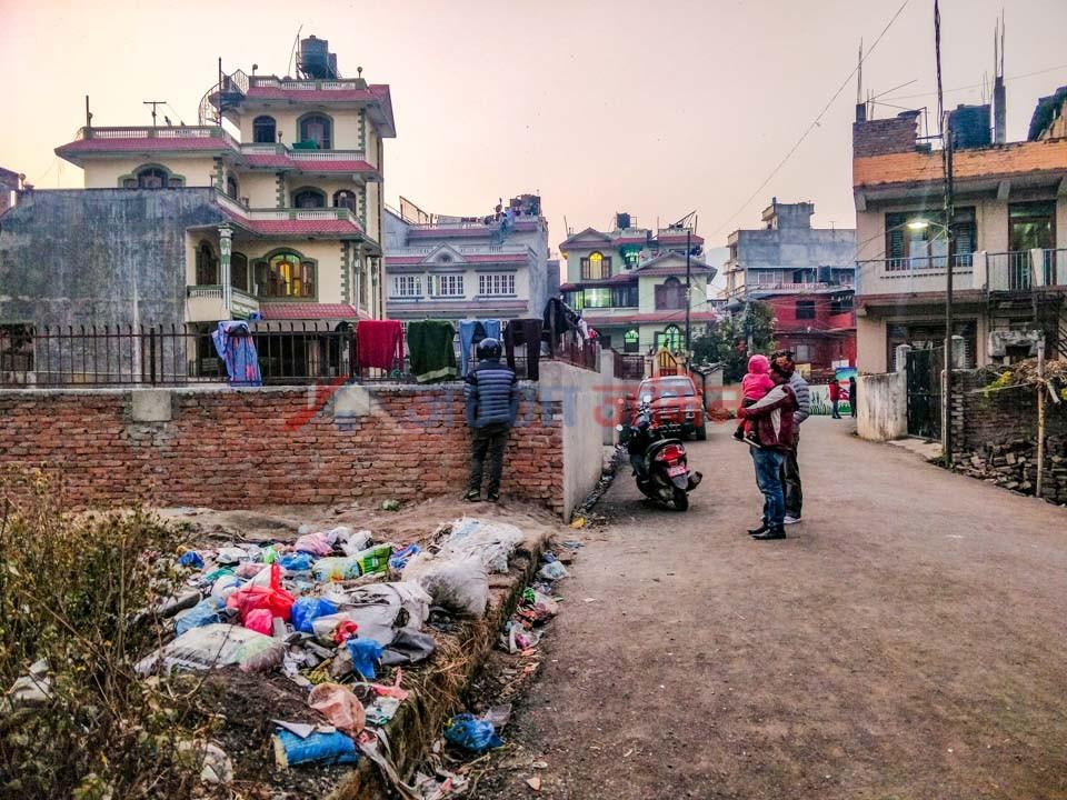 best land in kathmandu
