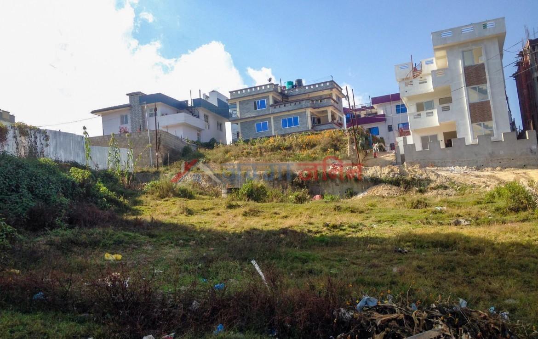 Land Sale in Dhapakhel