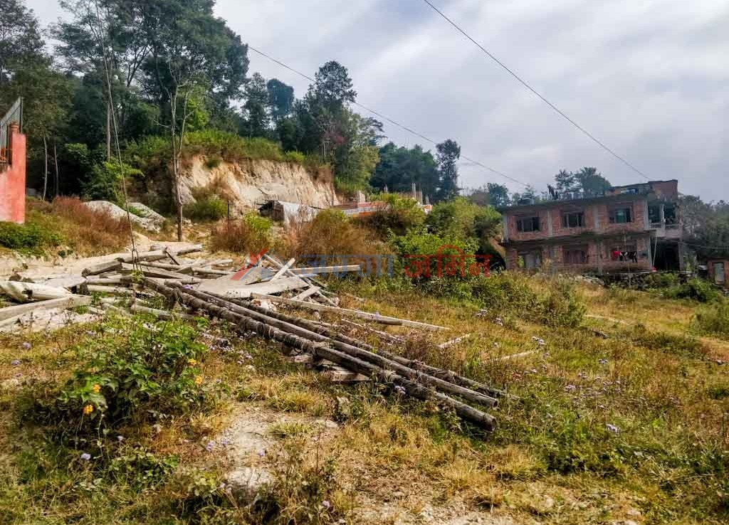land for sale in dulal gaun