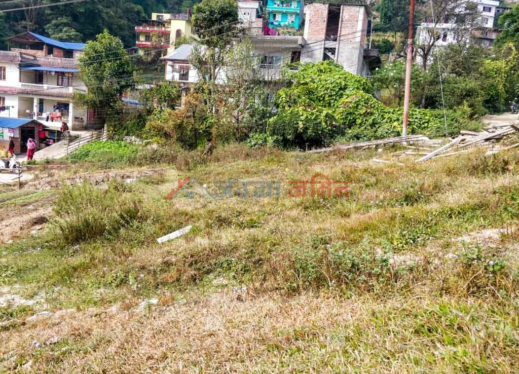 land for sale in dulal gaun, budhanilkantha
