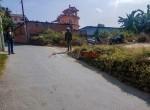 7 aana land sale in dhapasi height-1
