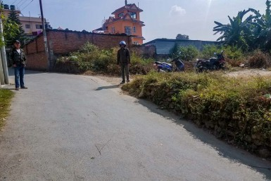 land sale in dhapasi height