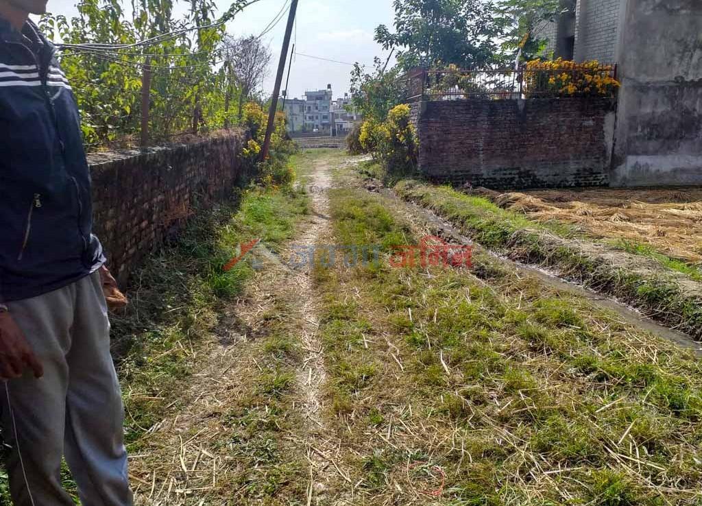 land for sale in pasikot, budhanilkantha