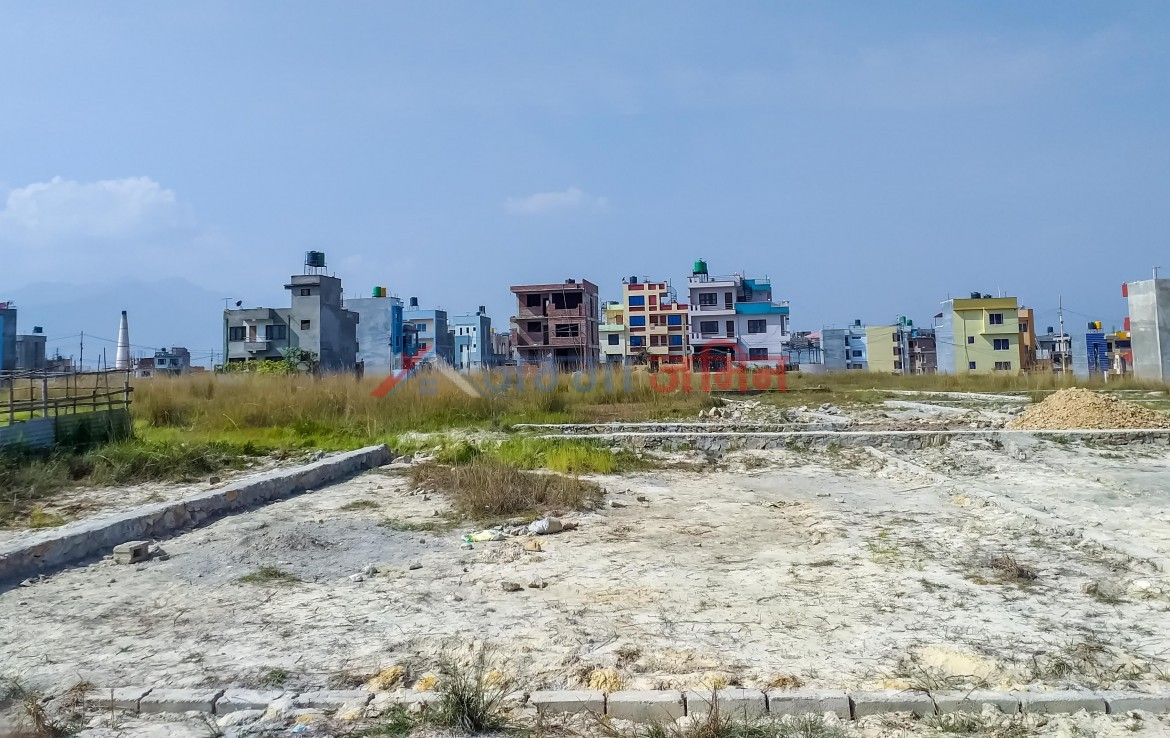 plotted land sale in imadol, lalitpur