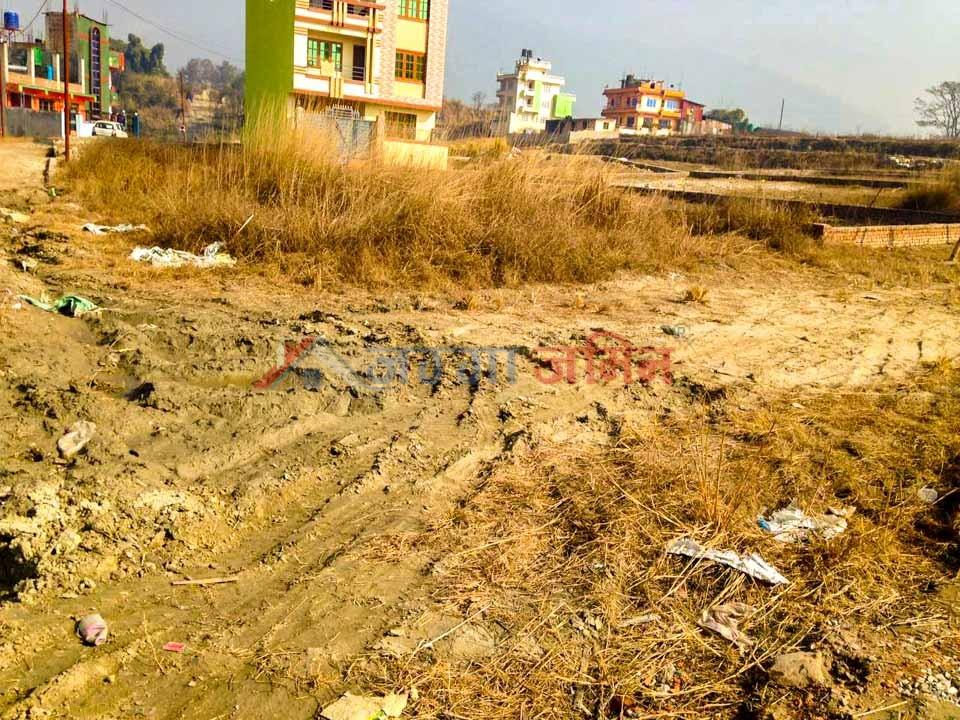 buy residential land in kathmandu