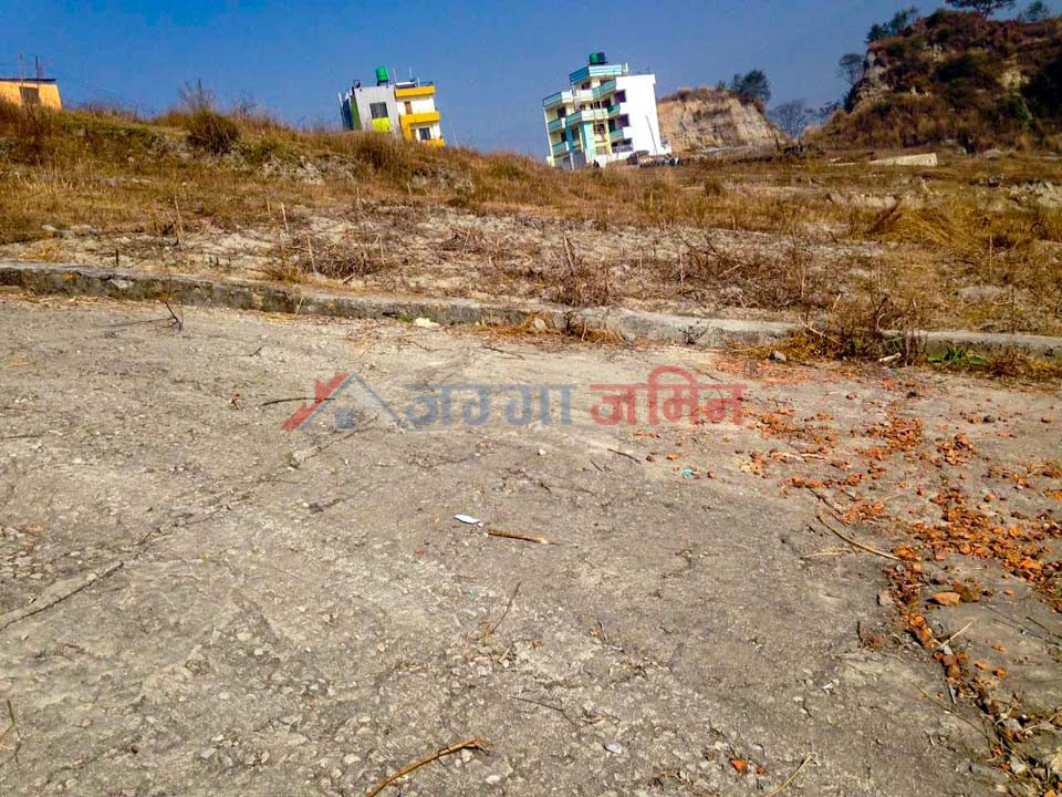 buy plotted land