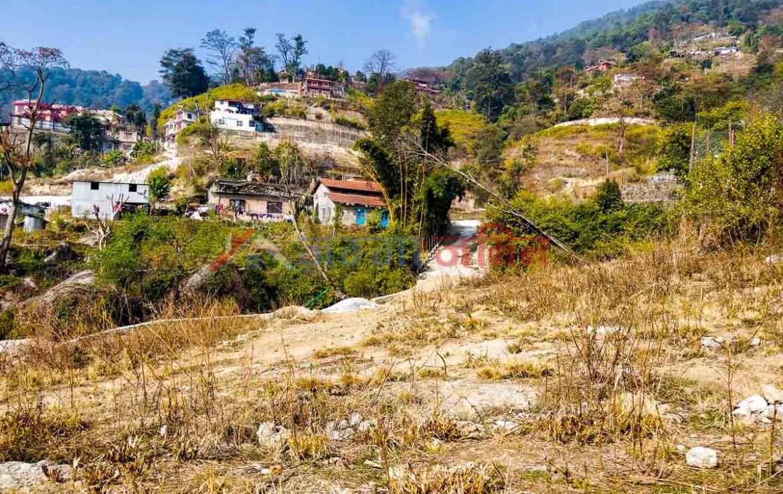 buy land near iskcon budhanilkantha
