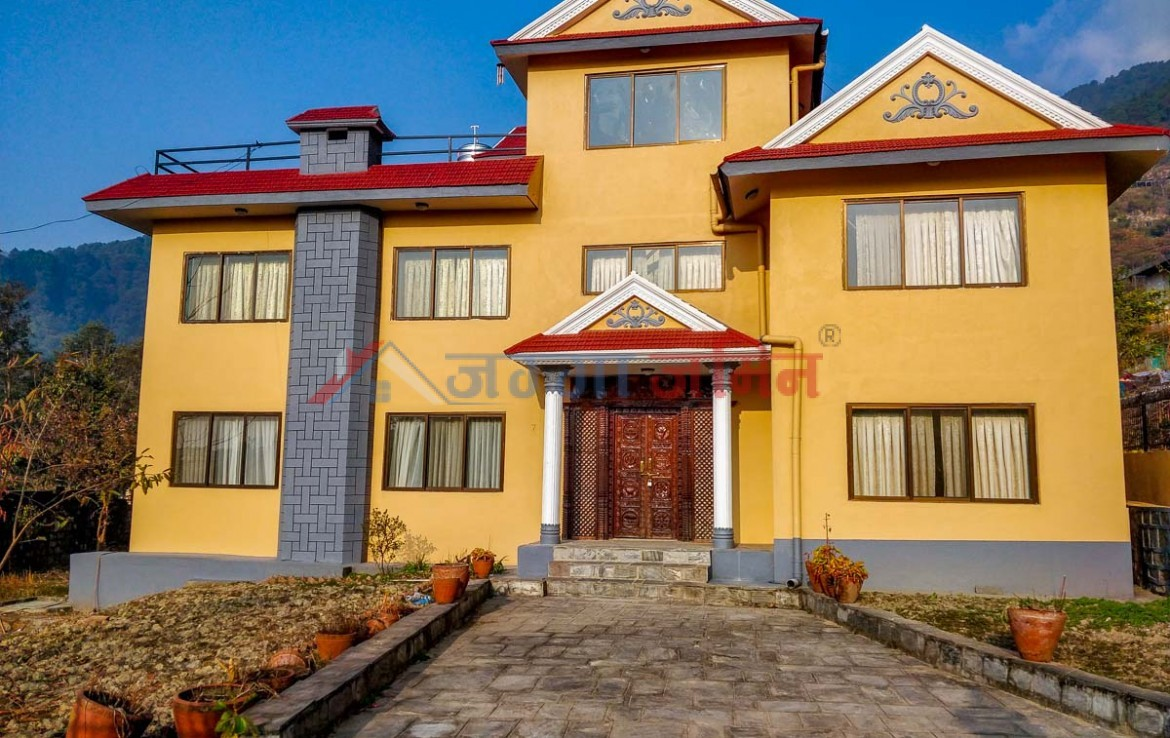 Bungalow for sale in budhanilkantha