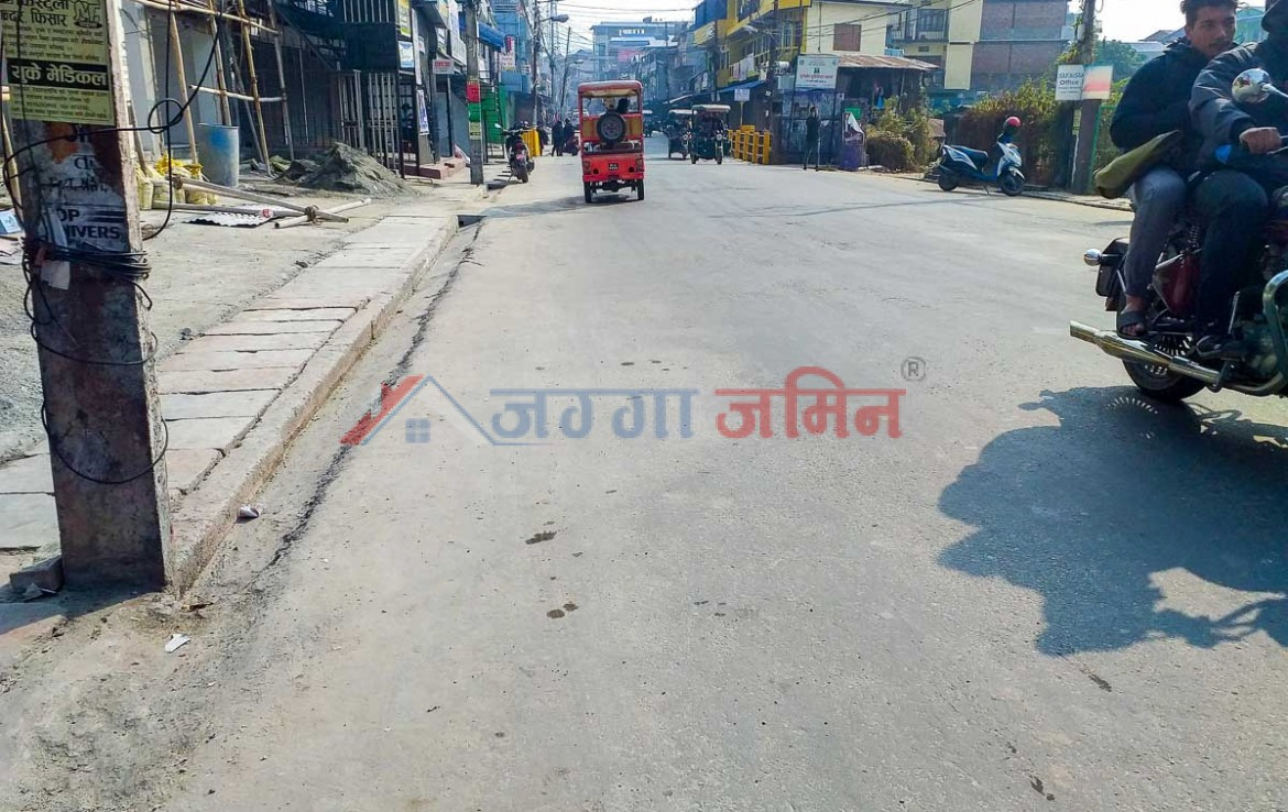 commercial land in dharan