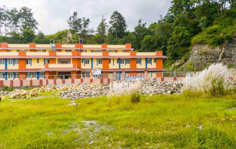 land near sangla hospital