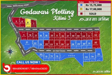 plotting at godawari