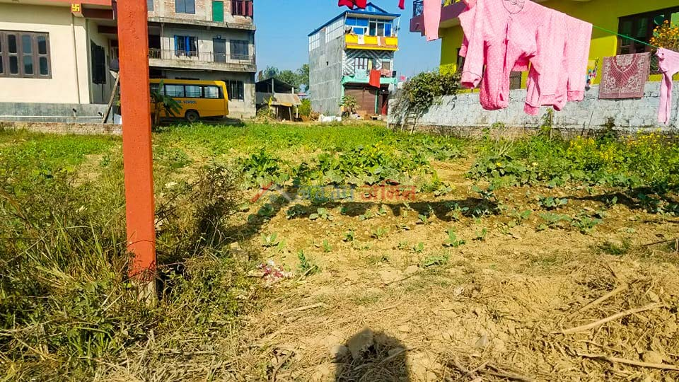 cheap land for sale in chitwan