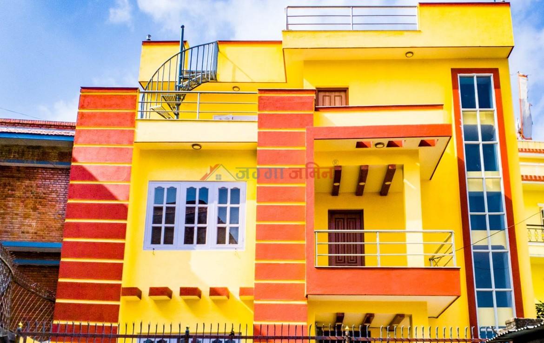 residential house in halchowk