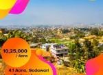 4 aana land for sale in godamchaur-vena