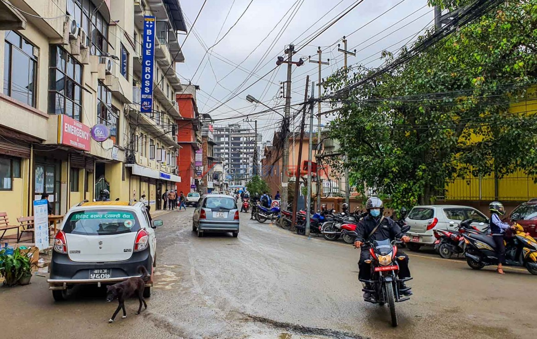 tripureshwor kathmandu